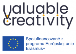 logo Valuable Creativity Erazmus+